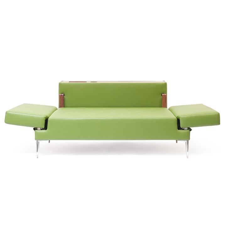 Domino Single Sofa Bed | Distinctive British Furniture By