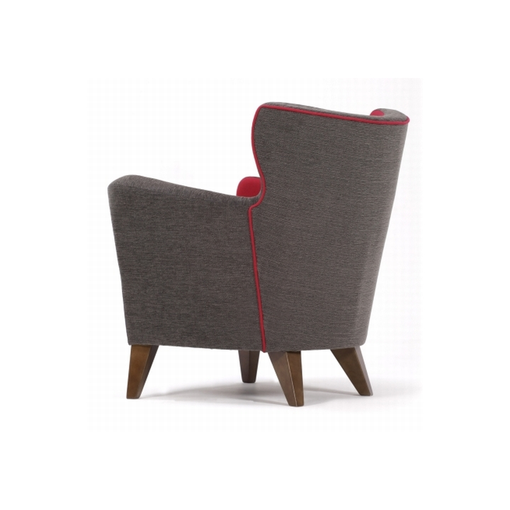 91 Low Back Armchair Low Back Armchair Forest