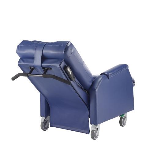 Keira Compact Hoist Friendly Patient Transfer Recliner