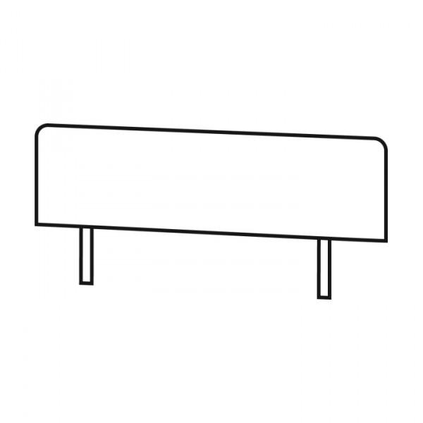 double headboard