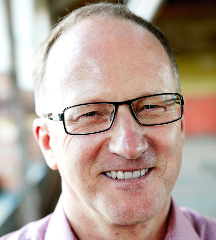 Peter Denham