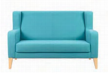 Jilly Mid Back 2 Seater Settee Extreme