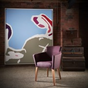 Hugo Club Chair