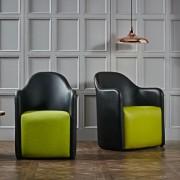 Bugatti Compact Club Chair Extreme