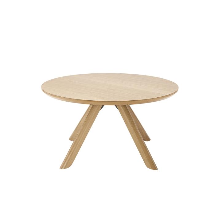 Bebop Pyramid Circular Coffee Table Knightsbridge Furniture