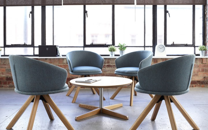 Knightsbridge Furniture Presents Bebop and Alfie at 100% Design this Autumn