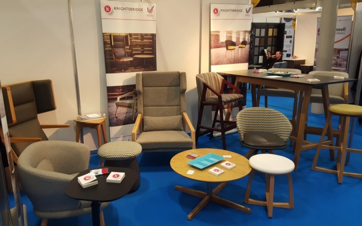 Knightsbridge Showcases Collections at the Hospitality Expo Dublin