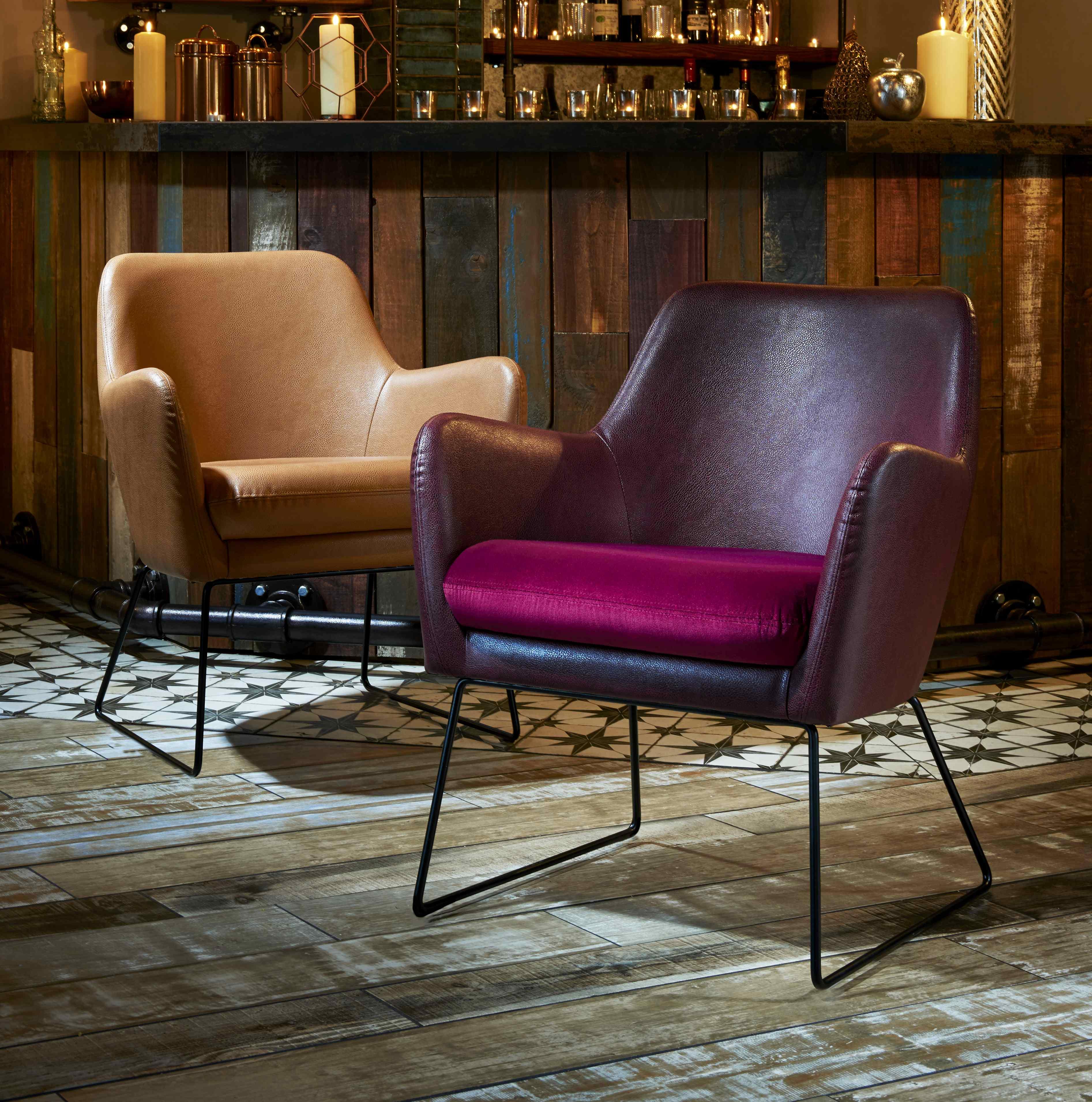 Nexus Upholstered in Panaz Vintage