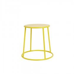 Zinc Low Stool ZINCK9517 Yellow