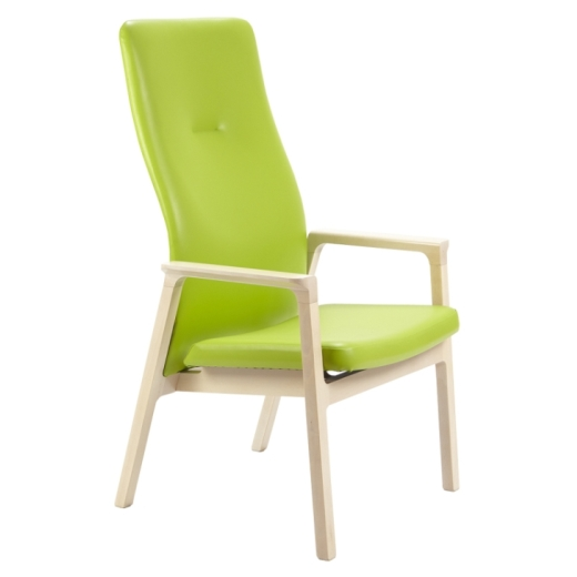 Columba High Back Armchair 1