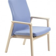 Columba Mid Back Armchair 1