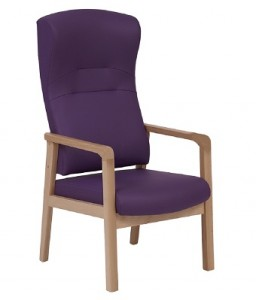 Dalton Containment Back Armchair, DALTOK6026
