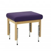 Dalton Footstool With Height Adjusters, DALTOK6024A, (Image 3)