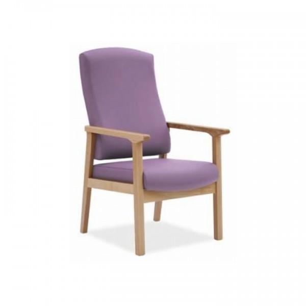 Dalton Mid Back Armchair with Handgrips DALTOK6022