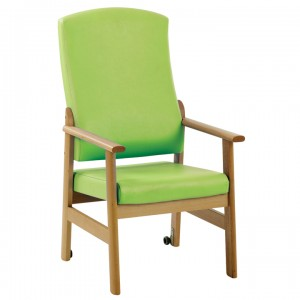 Hamilton High Back Armchair Hospital Chair Patient Seating