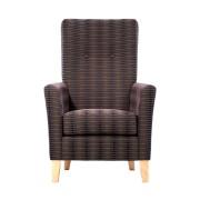 Jasmine High Back Chair JASMINK0826