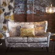 Jenny 2 Mid Back 2 Seater Settee