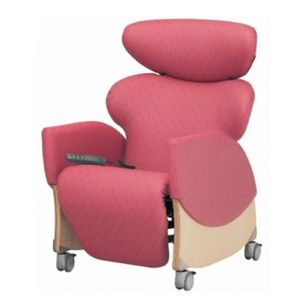 Kintyre Compact Arm Recliner with Containment Back and Twin Motors KINTYK0401