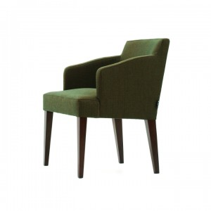 Lugano Upright Armchair