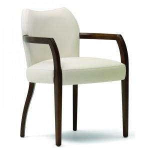 Millie Upright Open Armchair