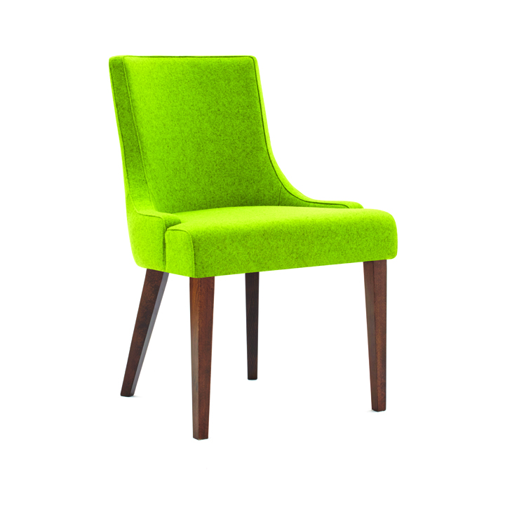 Sorrento Upright Armless Chair