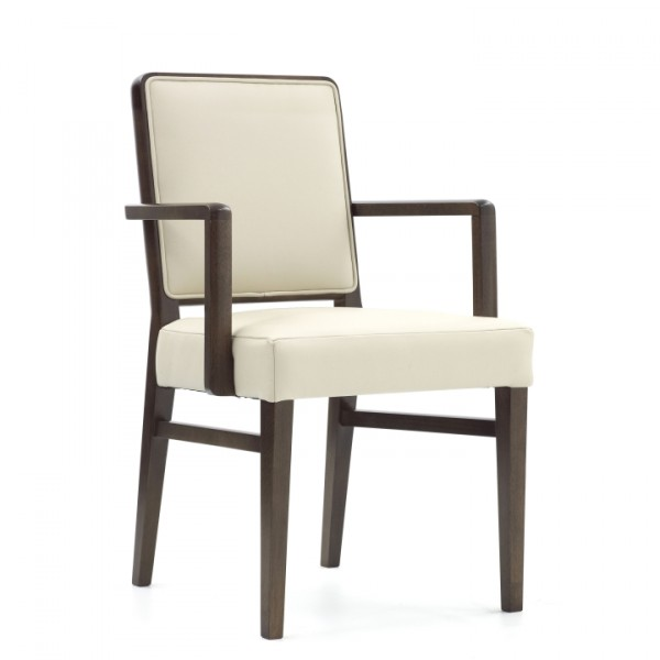 Mondrian Upright  Armchair K6212