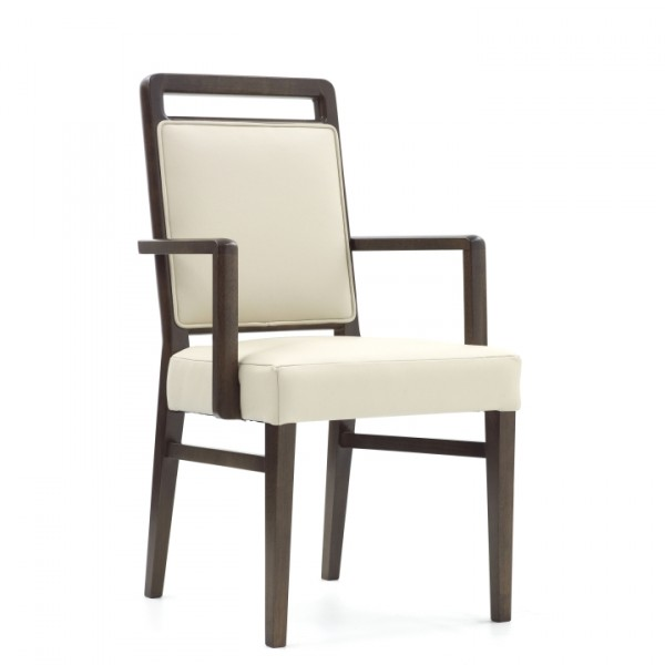 Mondrian Upright Armchair with Hand-Hold K6206