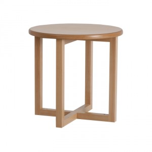 Oscar Circular Occasional Table