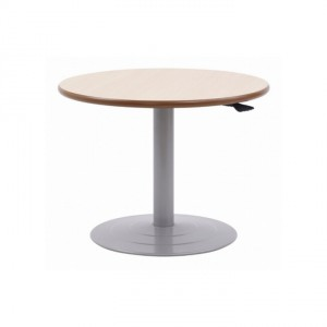 Windsor Adjustable Pedestal Circular Table WINDSK0053