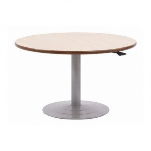Windsor Adjustable Pedestal Large Circular Table WINDSK0054