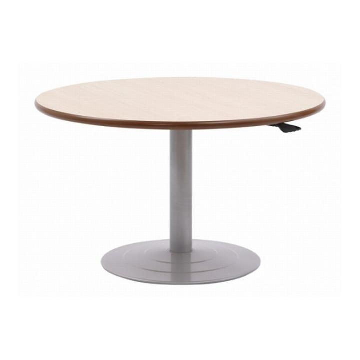 Windsor Large Circular Adjustable Pedestal Table
