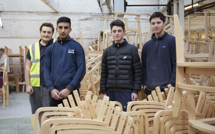 Knightsbridge appoints raft of new apprentices