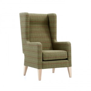 Jilly High Back Armchair