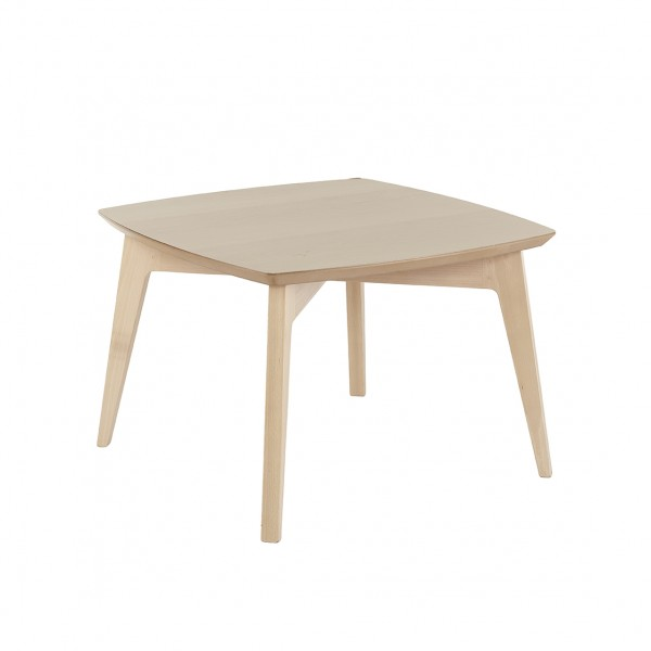 GoGo Quartic Coffee Table BleachedBeech-1
