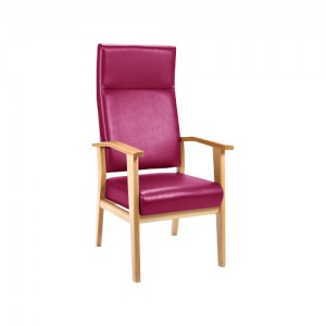 Memphis High Back Chair