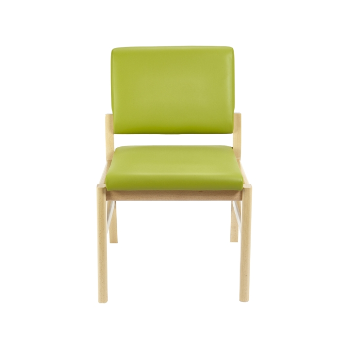 Memphis Furniture Company: Memphis Upright Armless Chair