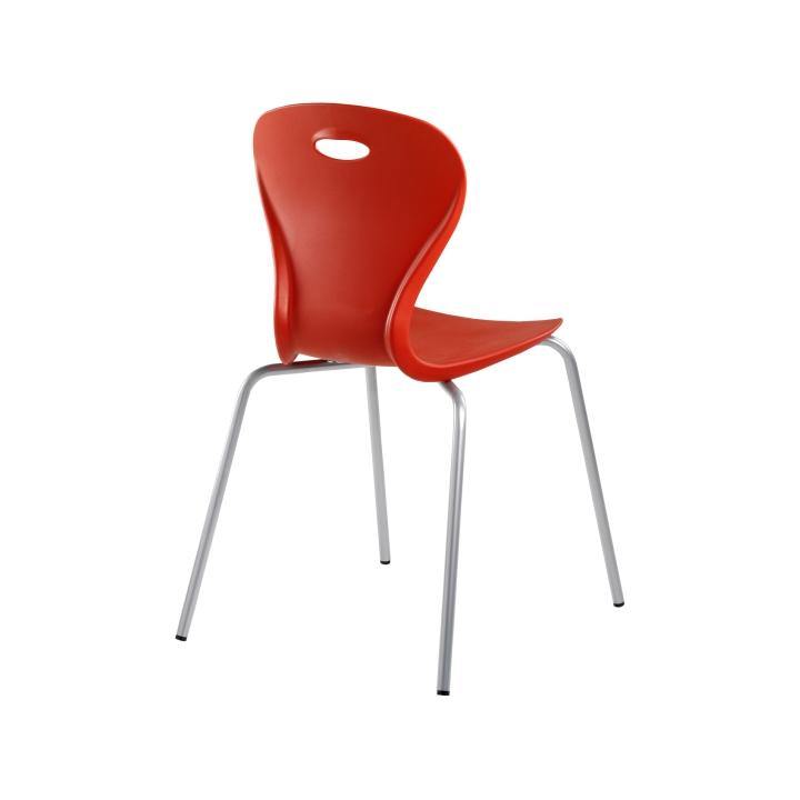 Spark Upright Armless Chair