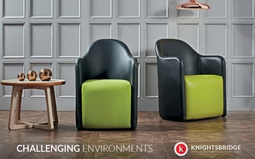New Challenging Environments Brochure from Knightsbridge