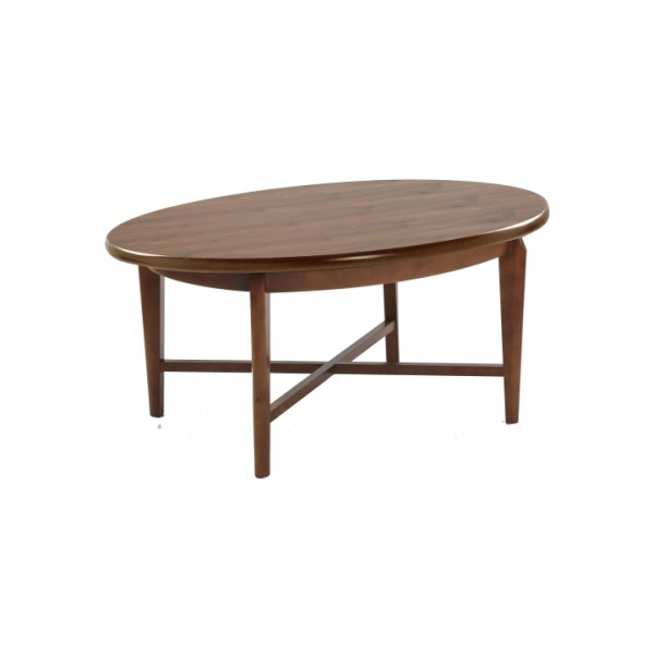 Oval Oak Coffee Table Uk: Knightsbridge Furniture
