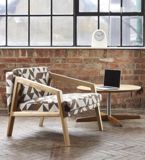 Alfie Chair Workplace Seating Hospitality