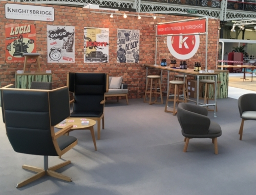 Knightsbridge at 100% Design Olympia London