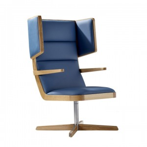 Spekta Wing Chair Swivel
