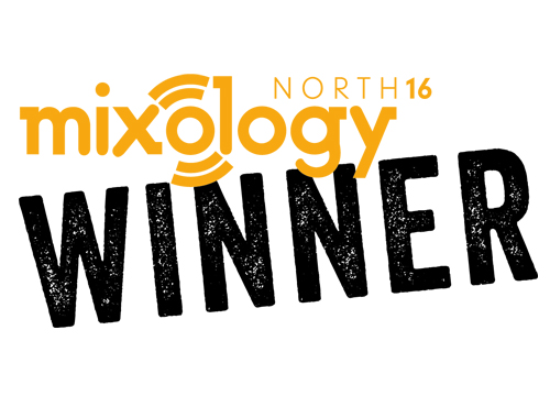 Winners of Design Team of the Year at Mixology North 2016