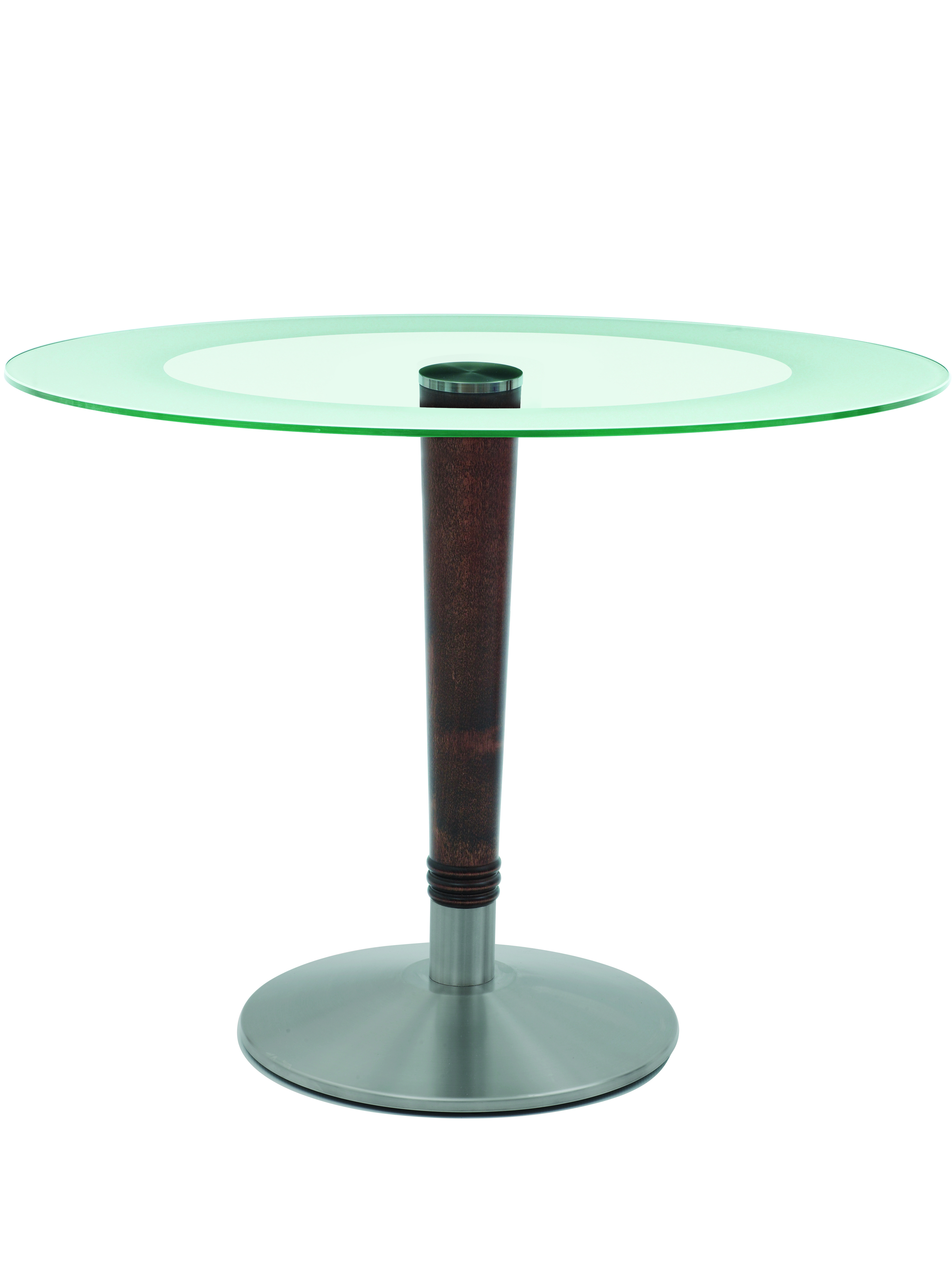 Harvey glass top oval dining table knightsbridge furniture for Oval glass dining table