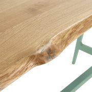 Alfie High Table Waney Edge