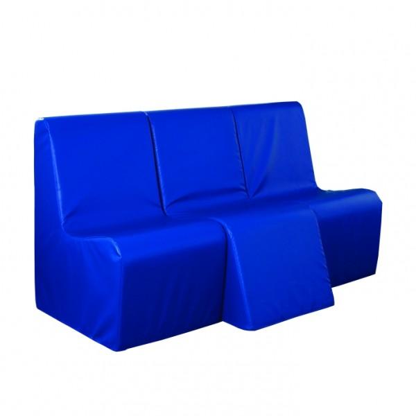 Baseline 3 Seat Unit