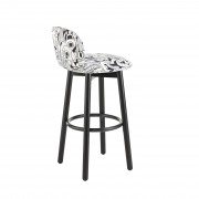 Bebop Stool-BW-Back-4