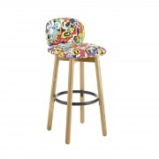 Bebop Stool-Colour-Back-1