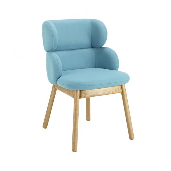 Dizzi-Upright Armless Chair-1