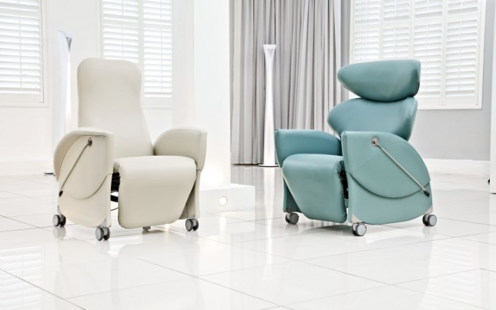 Specifying Recliners for Healthcare and Care Environments